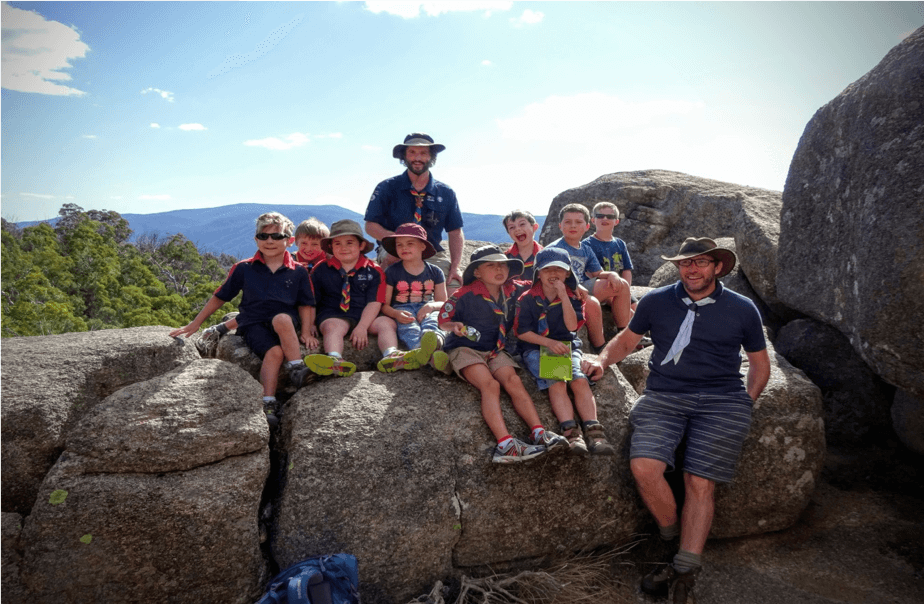 ACT Joey Mob Rethinking Programming | Scouts Australia