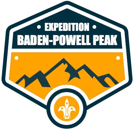 Baden Powell Scout Peak 2018