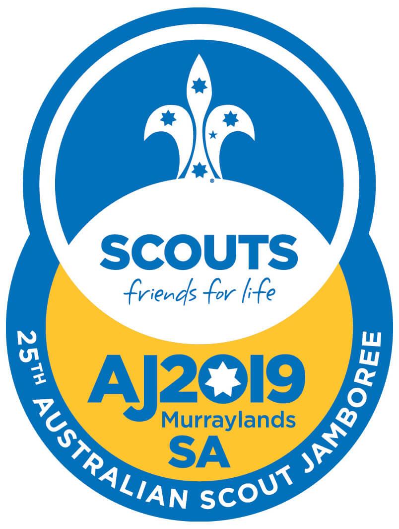 Image result for Australian Jamboree 2019 logo