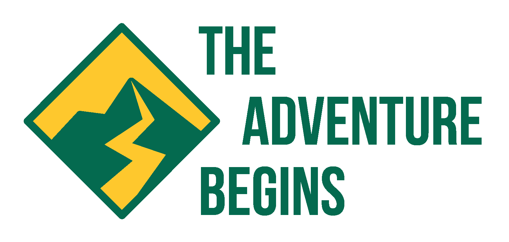 The Adventure Begins Logo