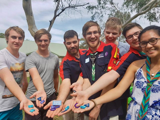 Berowra Scout Group Pioneers