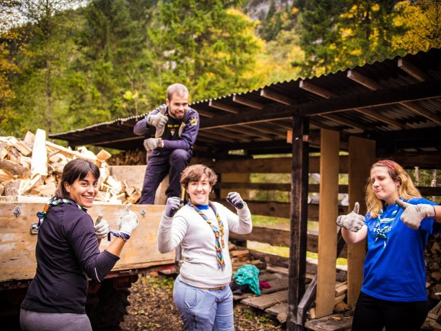 Kandersteg Camp Staff