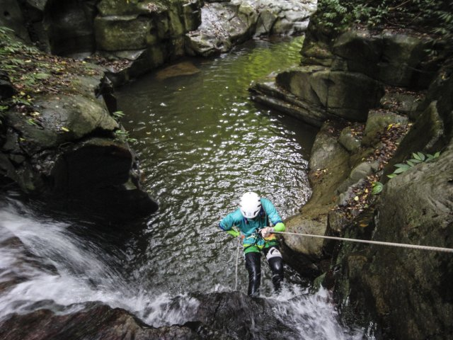 National Canyoning School Review >