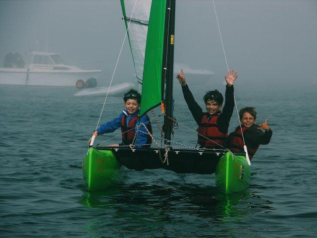 Adventurous, Fun, Challenging Inclusive Catamaran
