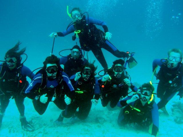 Outdoor Adventure Skills SCUBA Diving