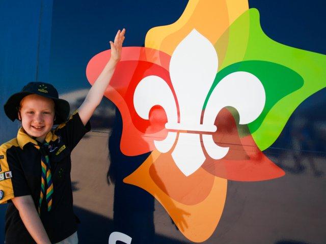 Cub Scout National Logo Recognition Awards Logo