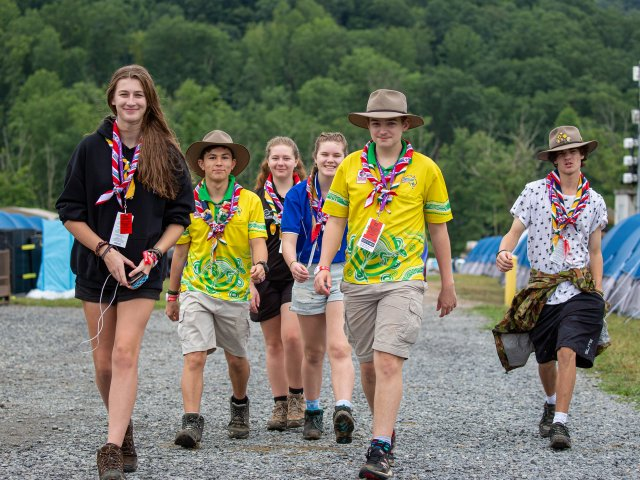 WSJ2019 Scout Jamboree