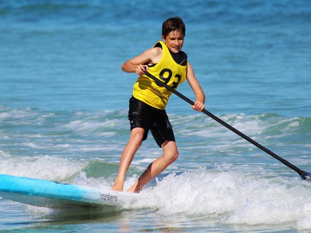 Stand Up Paddle Boarding National School