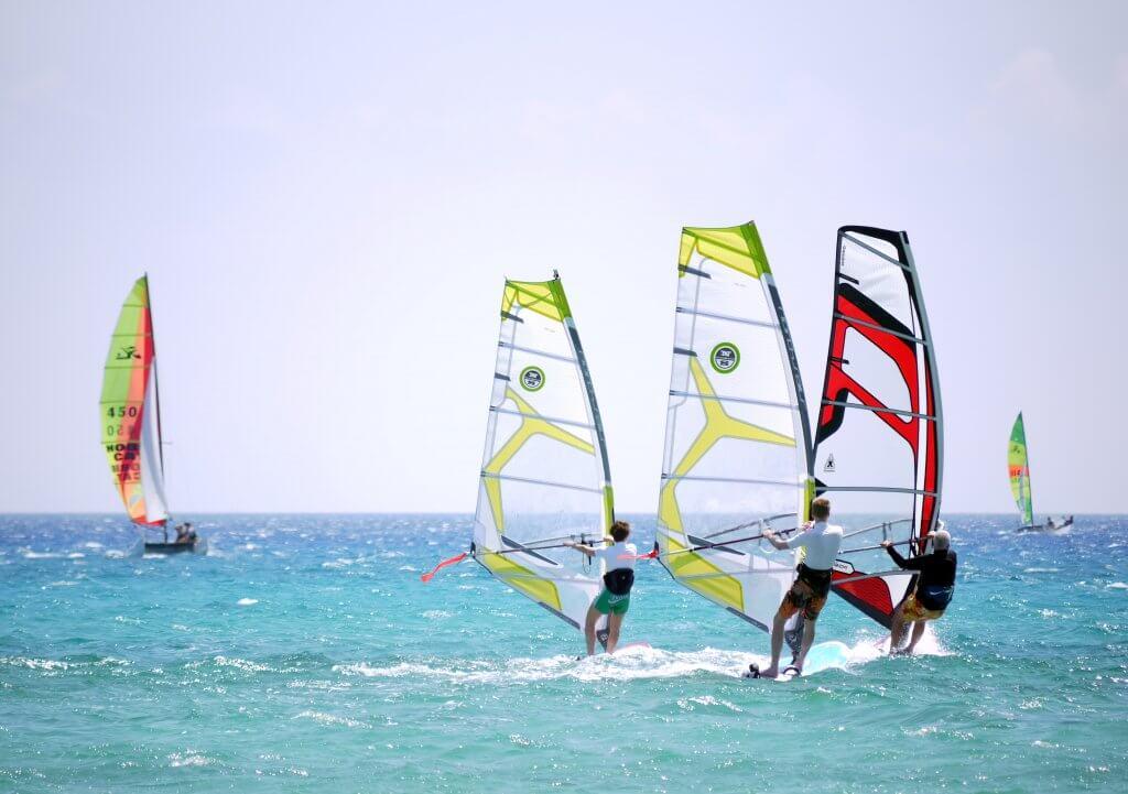 National windsurfing School