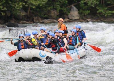 Keegan WSJ White Water Rafting