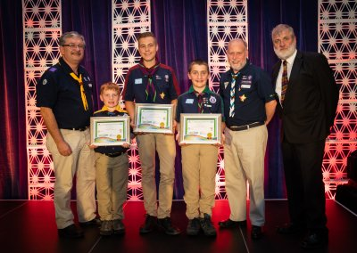 NASA and Scouts Australia Citizen Science Competition 2019