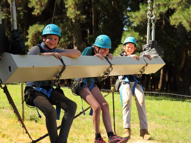 LBPS Christmas Wishes Scouts Giant Jump