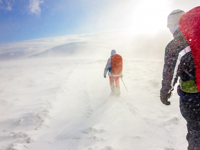 Two Scouts Snow Hiking Marketing and Communications Vacancy Advertisement