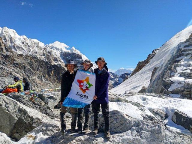 Ciara Smart Himalayas Hike Scenery