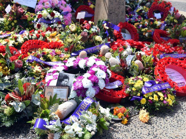 ANZAC Day Their Service , Our Heritage 2020 Wreath