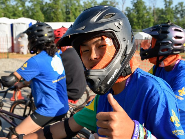 Qualification Scout BMX Biking