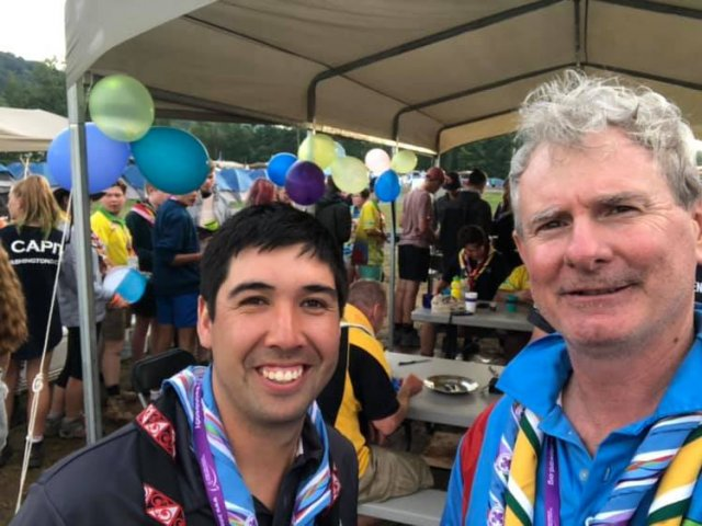 Phil Harrison Chief Commissioner WSJ2019