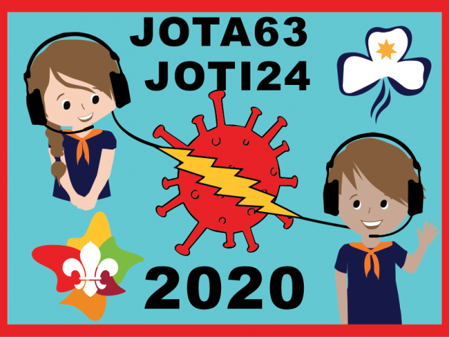2020 JOTA JOTI Badge