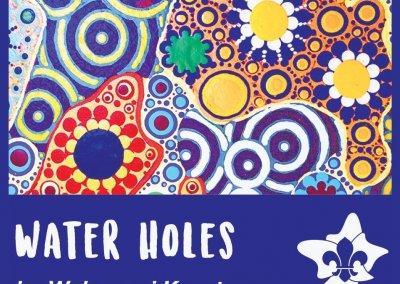 Water Holes - Walangari Karntawarra