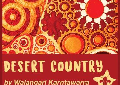 Desert Country - Walangari Karntawarra