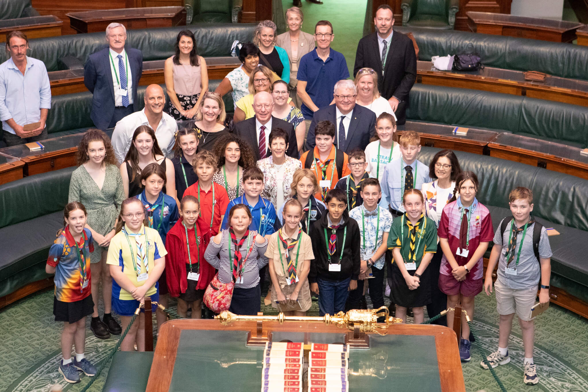 Political Engagement Scouts in House of Representatives
