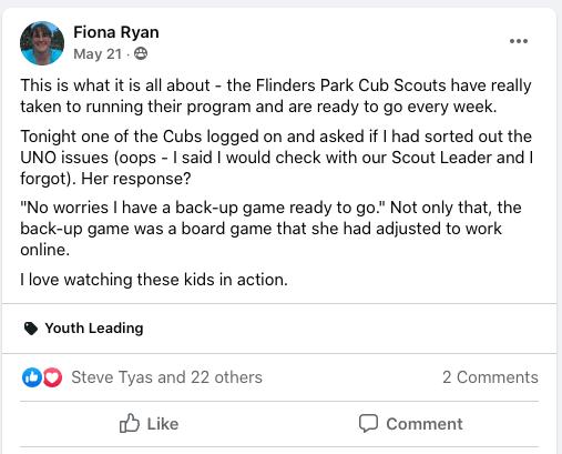 Fiona Ryan Facebook Pos. when You totally Get It Wrong Case Study