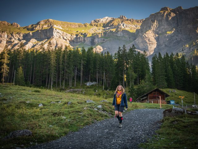 Rover Scout Update November 2020 Scout Walking in Kandersteg