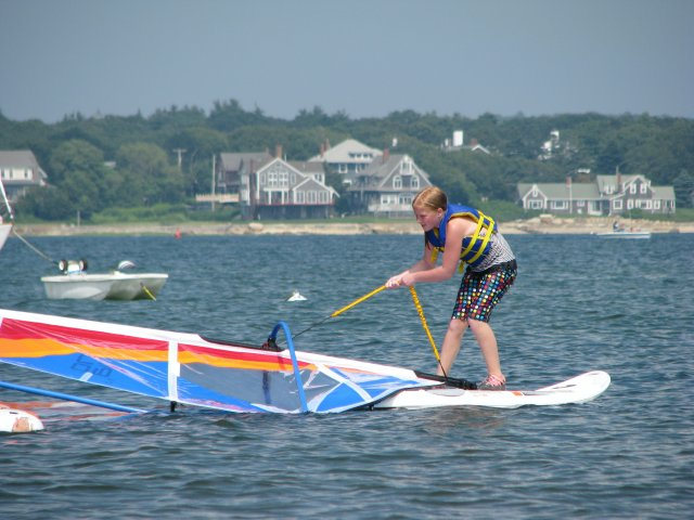 Scout Windsurfing NAAF