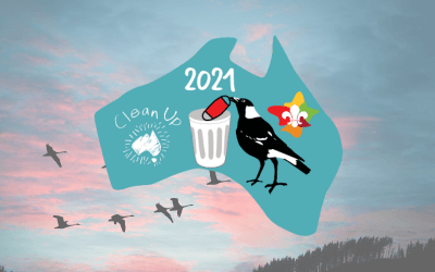 Clean Up Australia Day 2021 Badge Now Available
