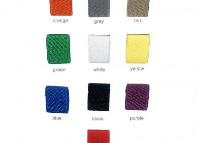 Scarf Rings Colour Range
