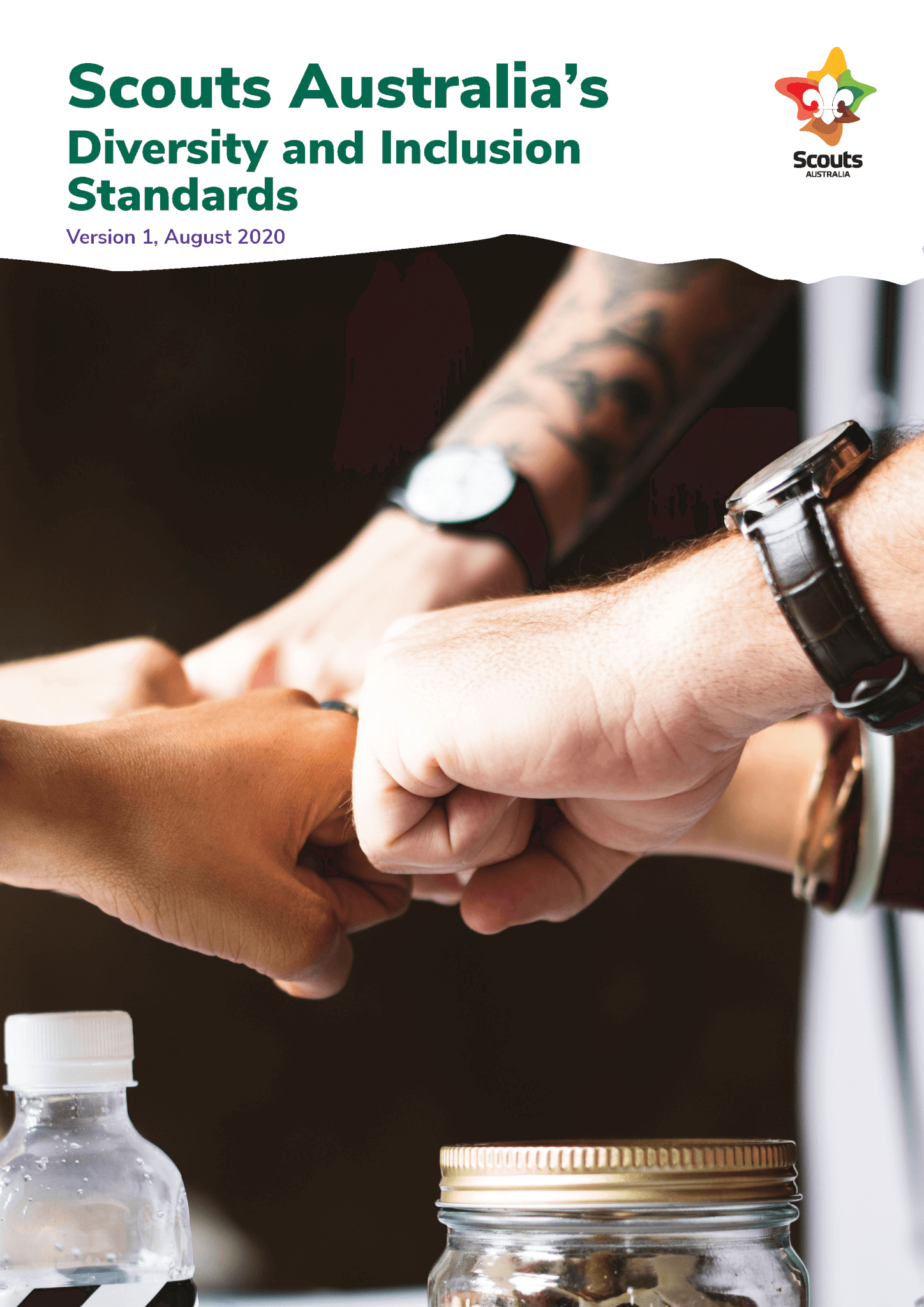 Sustainability Strategy Cover Page