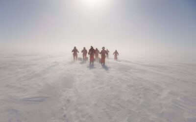 The Last Great First Antarctic Expedition Partners with Scouts Australia