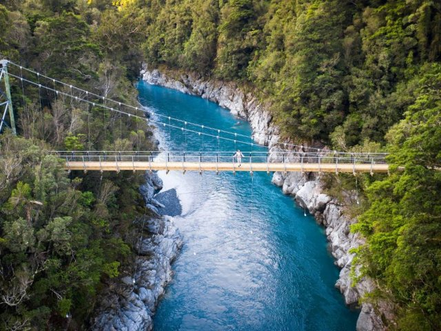 NZ Rover Scout Moot 2022 Hokitika Gorge