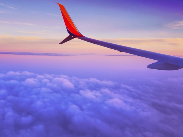 Statement on Domestic Travel Airplane Flying